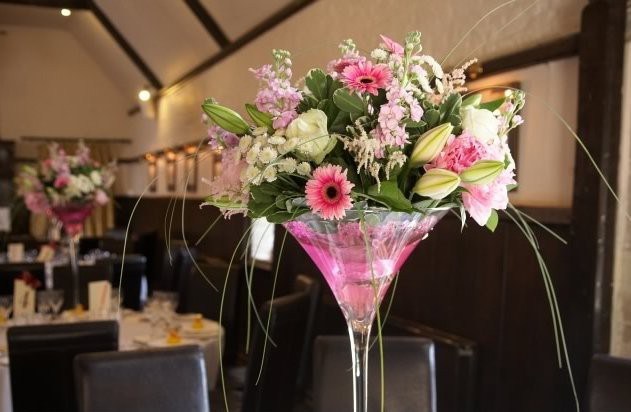 Luxuriose Vase Martini Hohe 60 Cm