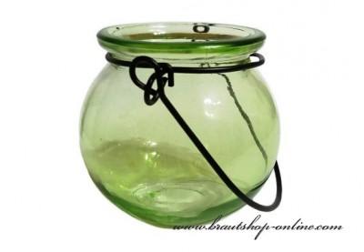 Kerzenleuchter Glas