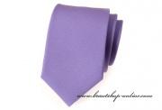 Detail anzeigen - Krawatte in lilac matt