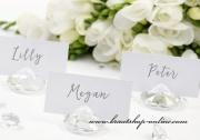 Ständer für Namensschilder Diamant