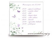 Detail anzeigen - Zeitplan des Hochzeitstages