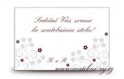 Detail anzeigen - Einladungskarte zum Hochzeitstisch