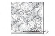 Detail anzeigen - Servietten mit Dekor