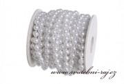 Detail anzeigen - Schöne Perlenkette zur Dekoration