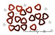 Detail anzeigen - Wunderschöne Konfetti in Herzform