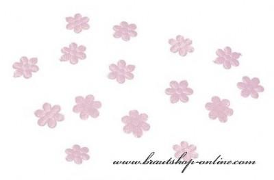 Textilblumen rosa