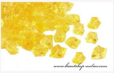 Eiskristallen gelb