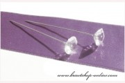 Detail anzeigen - Stecknadel Diamant