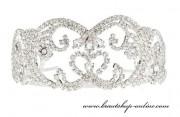 Detail anzeigen - Luxuriöses Diadem