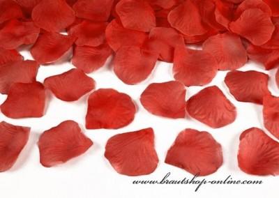 Rosen Hochzeit rot
