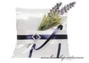 Detail anzeigen - Ringkissen mit Lavendel