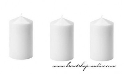 Weisse Kerzen