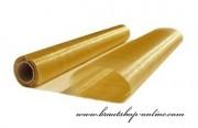 Detail anzeigen - Organzastoff in gold