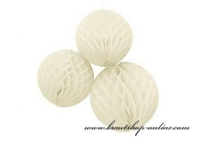 Honeycomb weiss Hochzeit