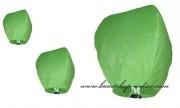 Detail anzeigen - Himmelslaternen in grün