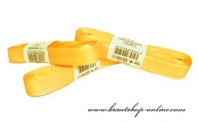 Taftband gelb