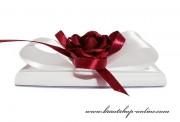 Detail anzeigen - Luxuriöse Schokolade mit der Rose