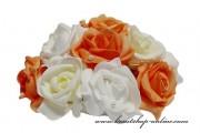 Detail anzeigen - Bouquet aus den Schaumrosen