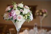 Luxuriöse Vase Martini, Höhe 50 cm