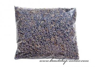 Getrockene Lavendel