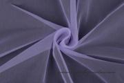 Chiffonstoff durchsichtig - lilac