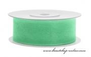 Detail anzeigen - Monofilband mint-green, Breite 25 mm