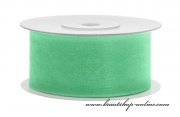 Detail anzeigen - Monofilband mint-green, Breite 38 mm