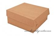 Detail anzeigen - Natürliche Schachtel für Gebäck
