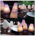 Lichtschirm für Weinglas