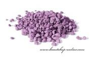 Detail anzeigen - Dekogranulat in lila-rosa