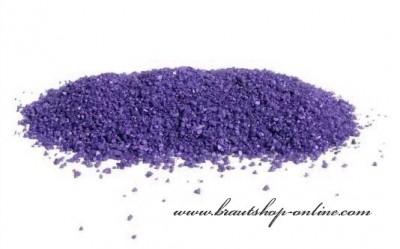 Dekosand violett