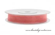 Detail anzeigen - Monofilband rosa-korall, Breite 6 mm
