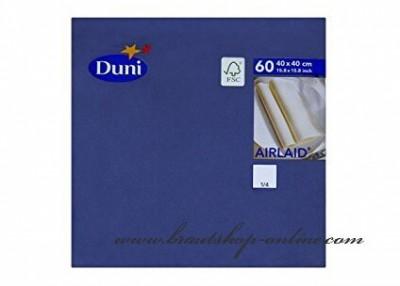 Servietten DUNI navy-blue