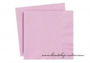 Detail anzeigen - Servietten in rosa
