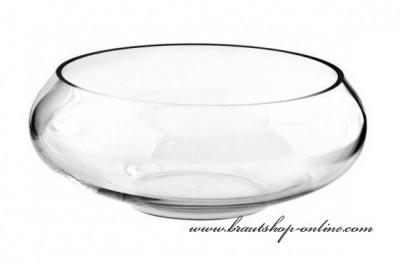 Vase für schwimmende Kerzen, Durchmesser 15 cm