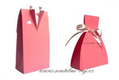 Schachtel und Braut