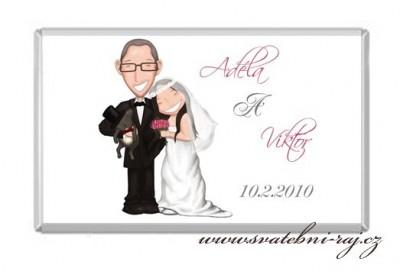 Schokoladen Hochzeit