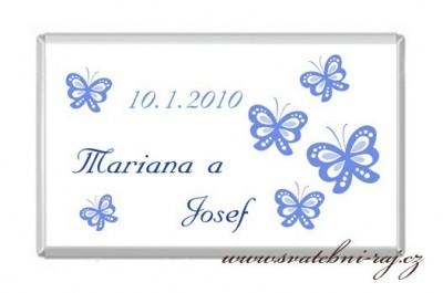 Hochzeit Schmetterlingen