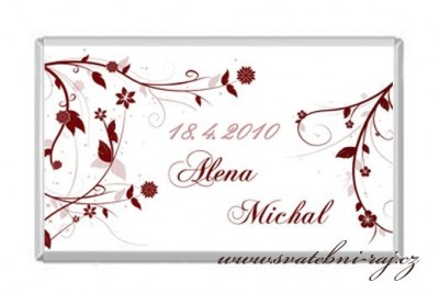 Schokolade Hochzeit