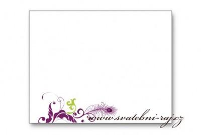 Namenskarte Hochzeit