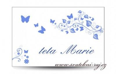 Namensschilder Hochzeit