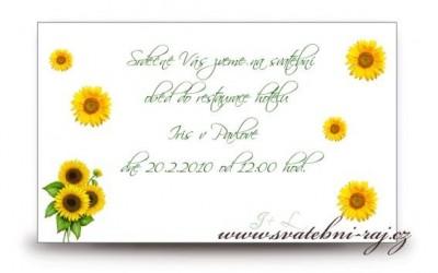 Sonnenblumen Hochzeit