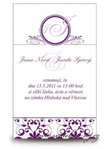 Anzeige Hochzeit