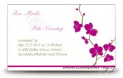 Schöne Einladungskarte