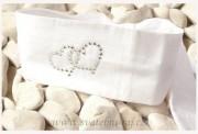 Detail anzeigen - Schönes Haarband mit den Herzen