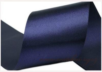 Satinband violett-blau