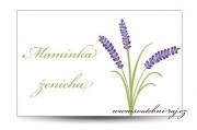 Detail anzeigen - Namensschild Provence