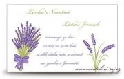 Detail anzeigen - Schöne Einladungskarte Provence