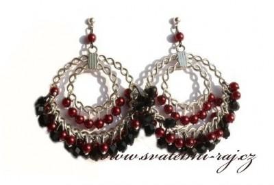 Spanische Ohrringe