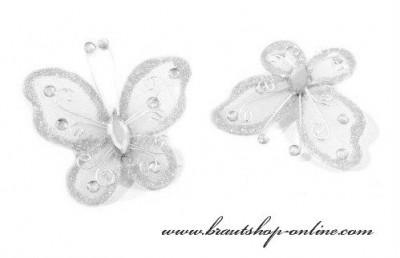 Schmetterling weiss